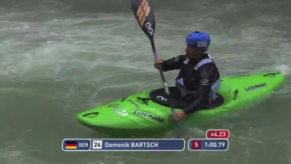 Domenik Bartsch Finallauf - Adidas Sickline 2013