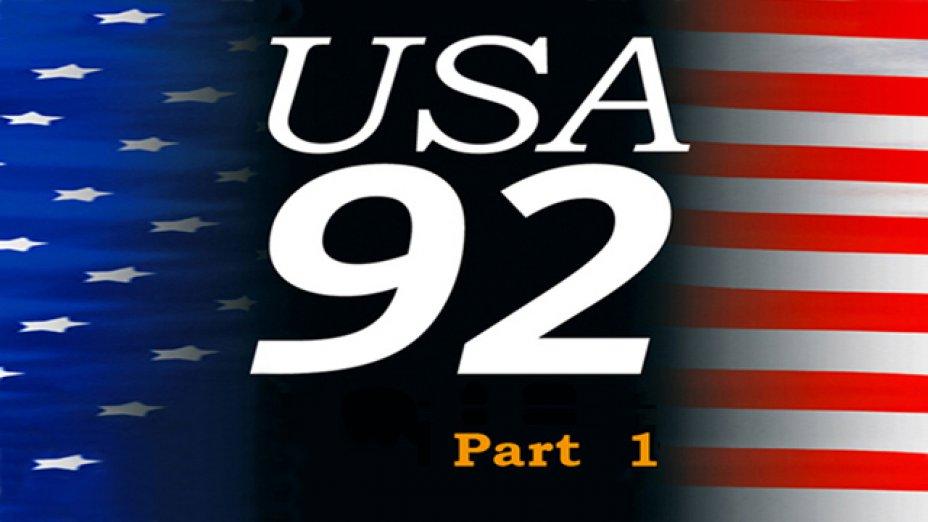 USA 92 - Teil 1
