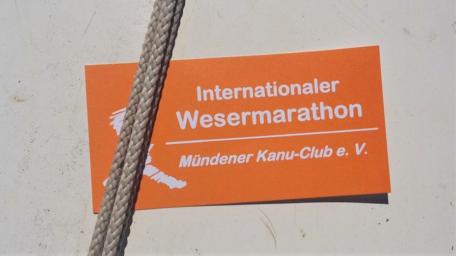 Weser-Marathon, Münden - Beverungen.