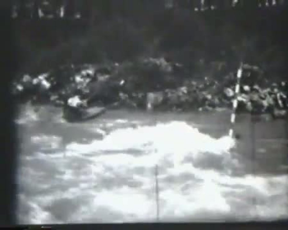 PASSIRIO RIVER 1957, BOLZANO, ITALY (1 of 2)