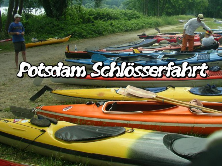 Potsdam Schlösserfahrt