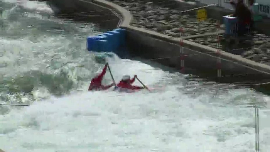 Bormann / Braune - Quali 2015 |Rennen 2|C2-Herren-Finale / Markkleeberg
