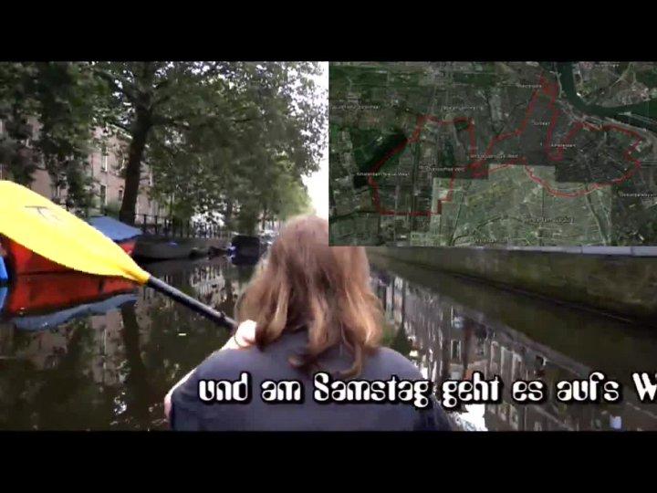 Amsterdamer Grachtenfahrten 2014