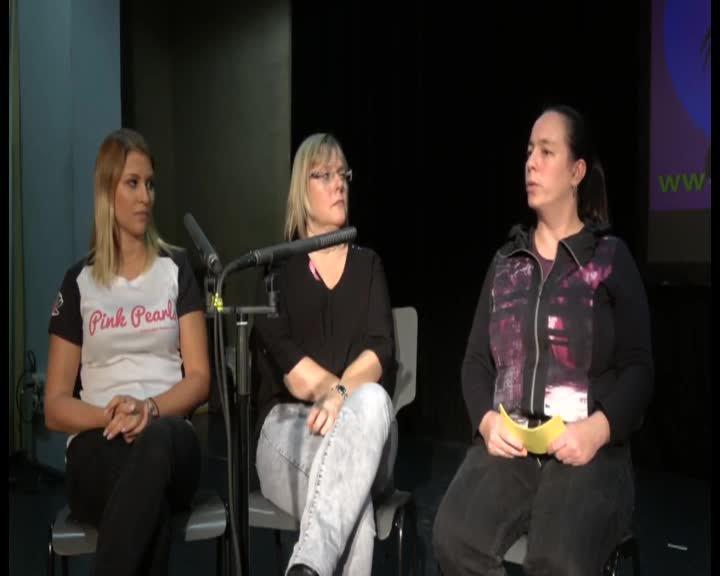 Livestream Pinkpaddler Podiumsdiskussion von Regattaverein Saar e.V.