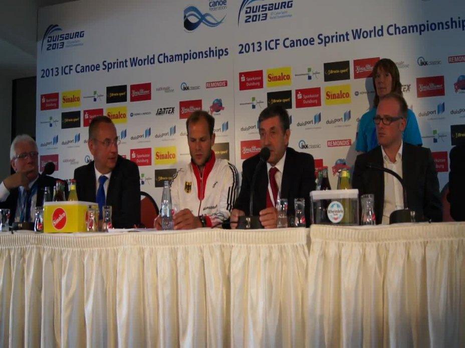 "Jose Perurena: ""Duisburg is Wimbledon of Canoeing"""