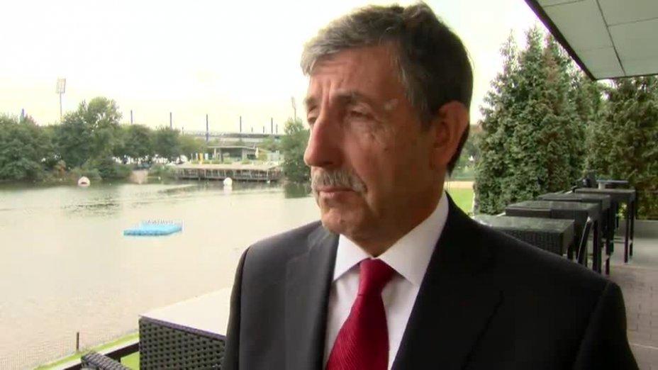 José Perurena Resumee zur Kanu WM 2013 Duisburg