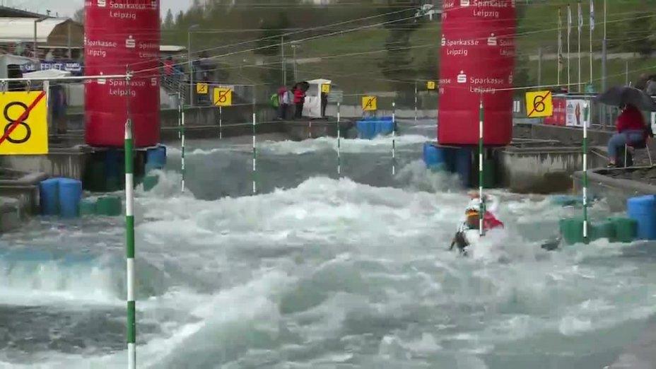 Behling / Becker - Quali 2015 |Rennen 2|C2-Herren-Finale / Markkleeberg