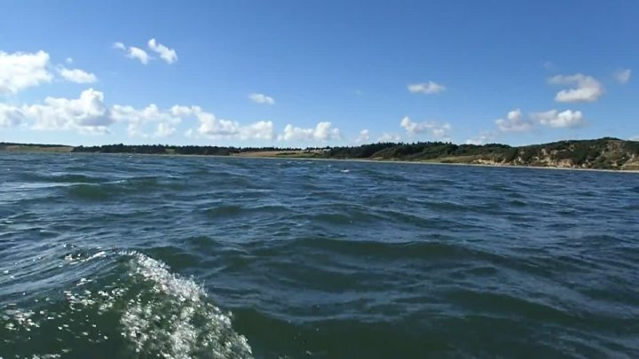 Steilküste Thyholm