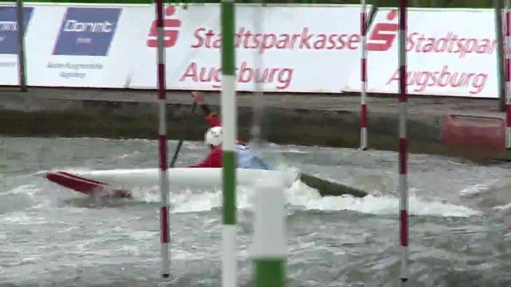 Willi Braune - Quali 2015 |Rennen 3|C1-Herren-Finale / Augsburg