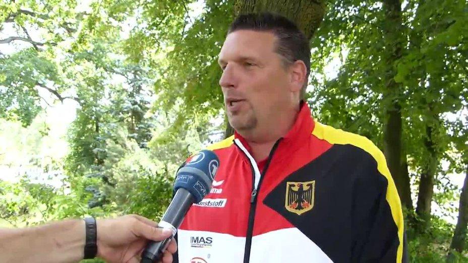 Arndt Hanisch im Interview über Ronny Rauhe und Tom Liebscher