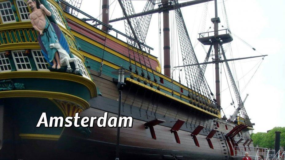 Amsterdam Rundfahrten