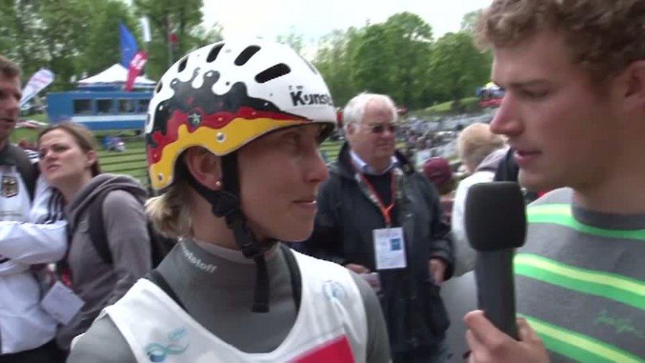 "Europameisterschaft Kanu-Slalom 2012 ""SONNTAG"" - Augsburg"