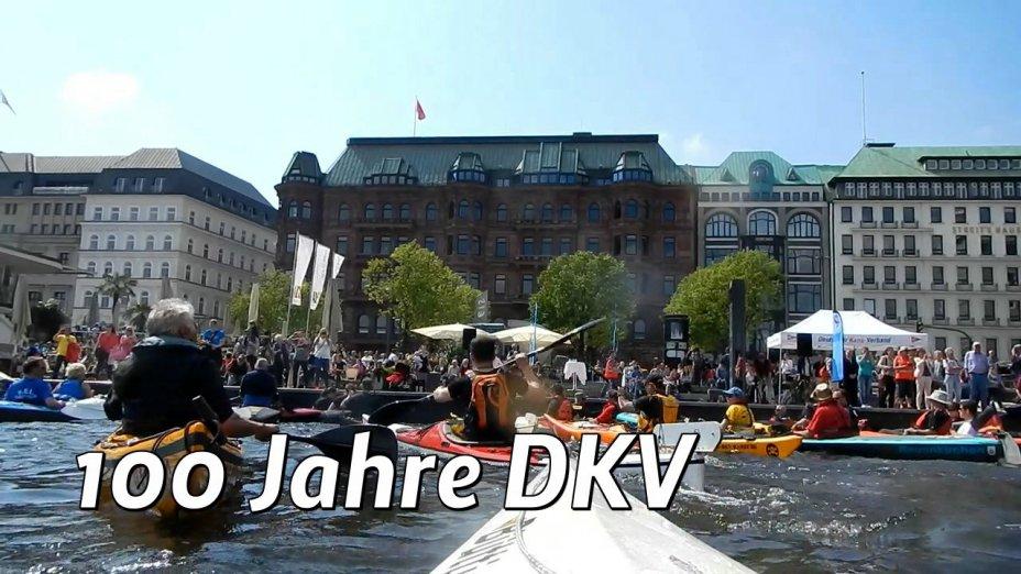 100 Jahre DKV: Jubiläumsfahrten in Hamburg