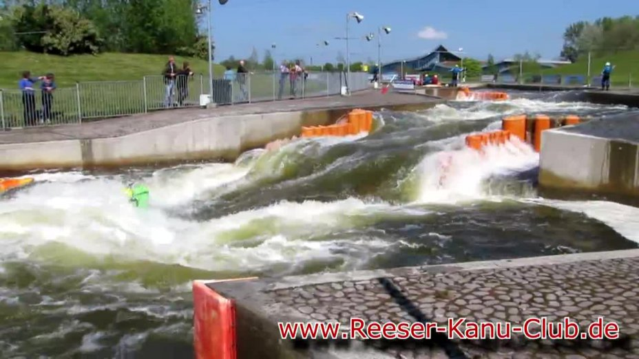 RKC - Wildwasser auf der Dutch Water Dreams Strecke nähe Den Haag 2014