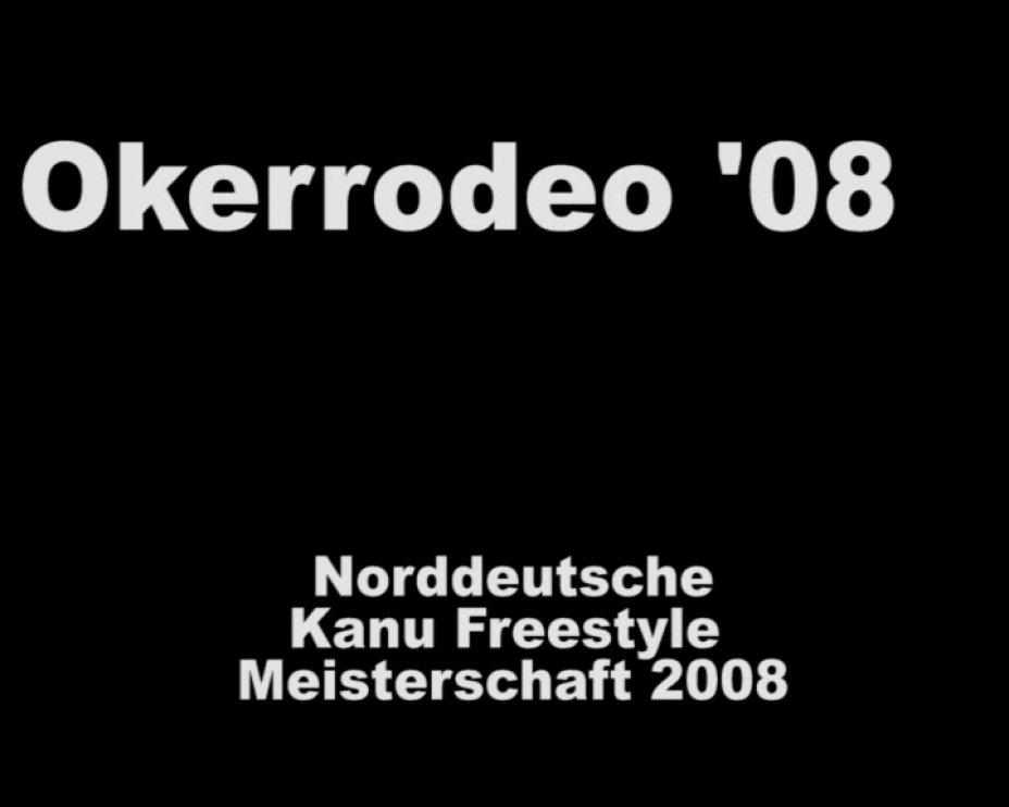Okerrodeo 2008 - Norddeutsche Meisterschaft