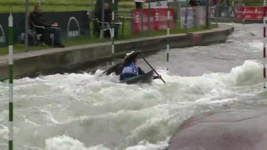 Witkowski / Sommer - Quali 2015 |Rennen 3|C2-Herren-Finale / Augsburg