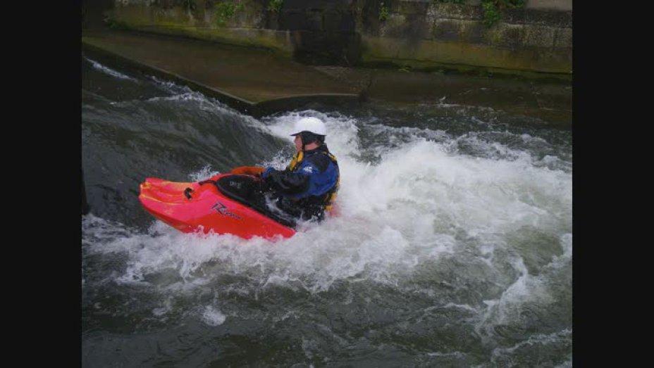 Wildwasser in Hildesheim