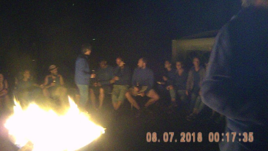 FWR 2018 - Lagerfeuer
