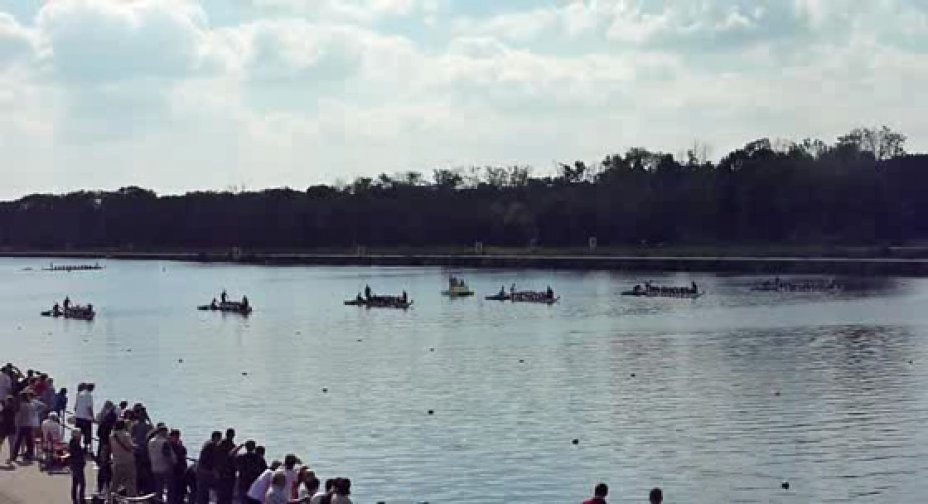 Deutsche Drachenboot Meisterschaften 2010 - Mixed LK 200m