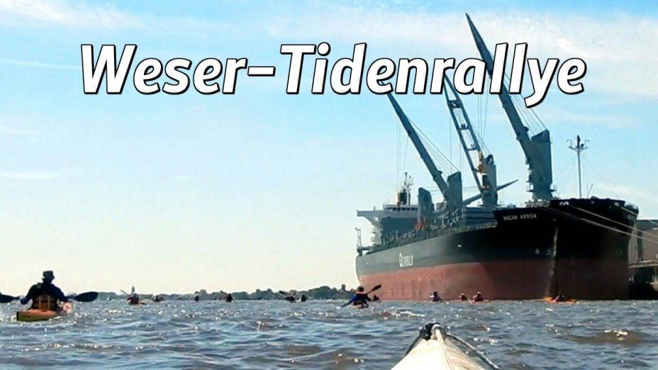 Weser-Tidenrallye: Nordenham - Bremen.