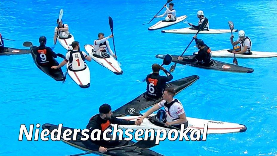 Niedersachsenpokal, Essen : Hamburg, 6 : 4, Spiel um 3. Platz,