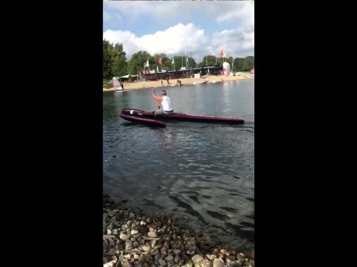 Outrigger Xanten, kurzes Technikvideo