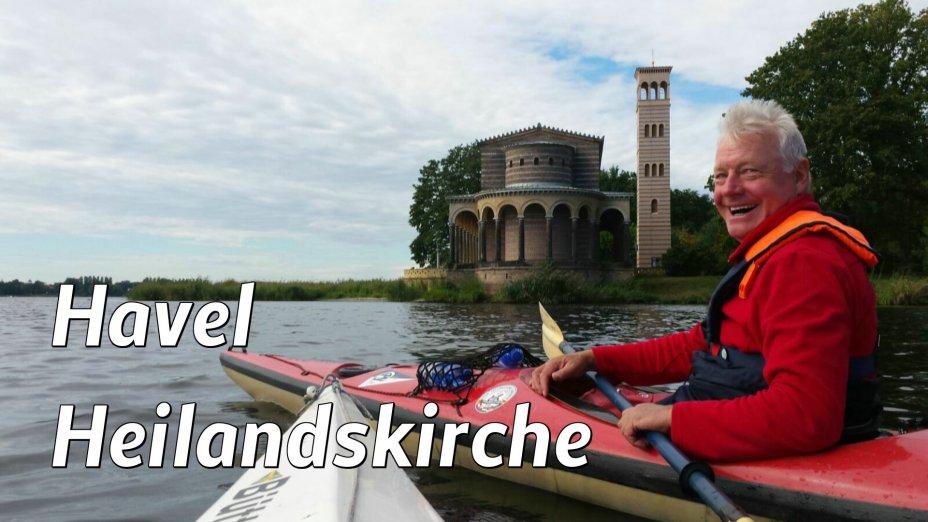 Kanuwoche Potsdamer Gewässer.
