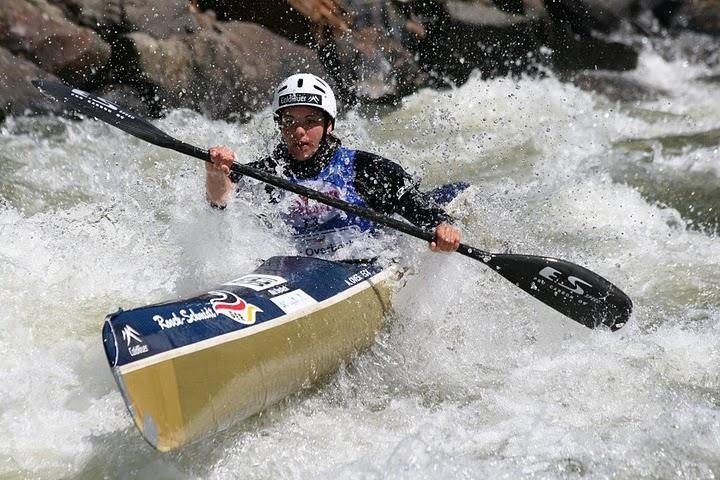 Wildwasser Weltcup Bradys (Tasmanien)