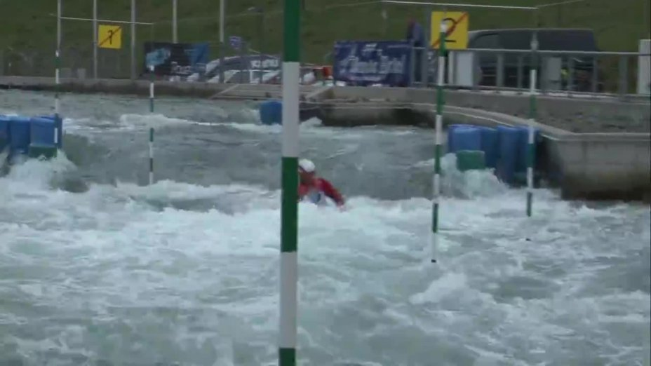 Jan Benzien - Quali 2015 |Rennen1|C1-Herren-Finale / Markkleeberg