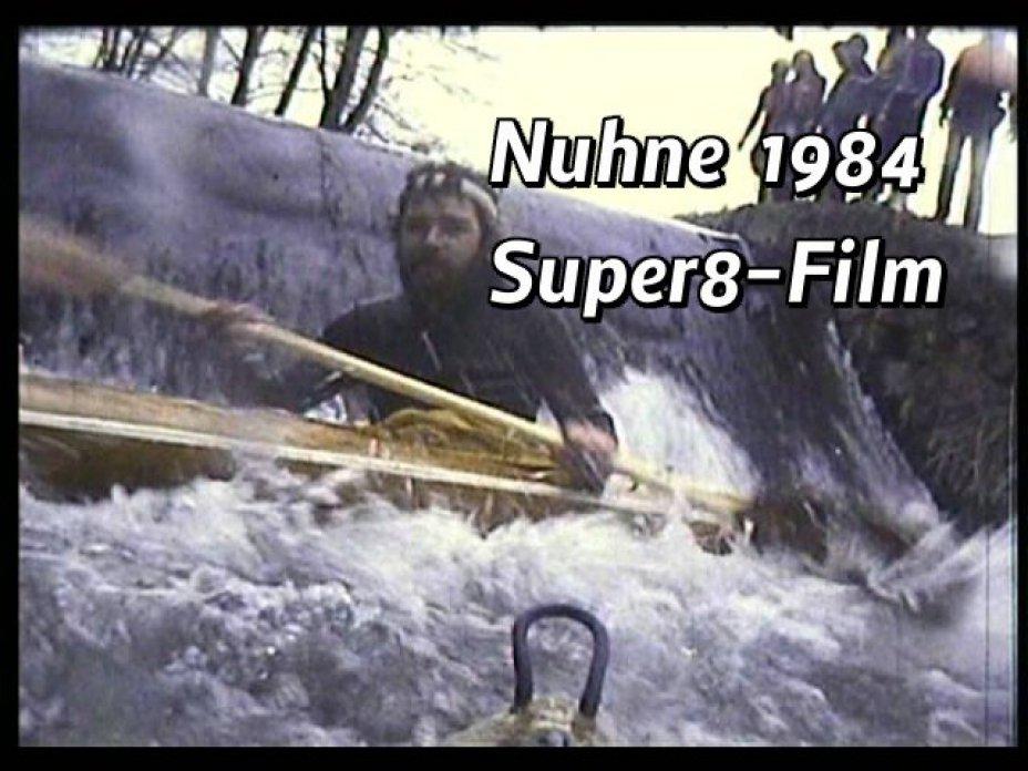 Sportliche Kleinflußfahrten Ostern 1984