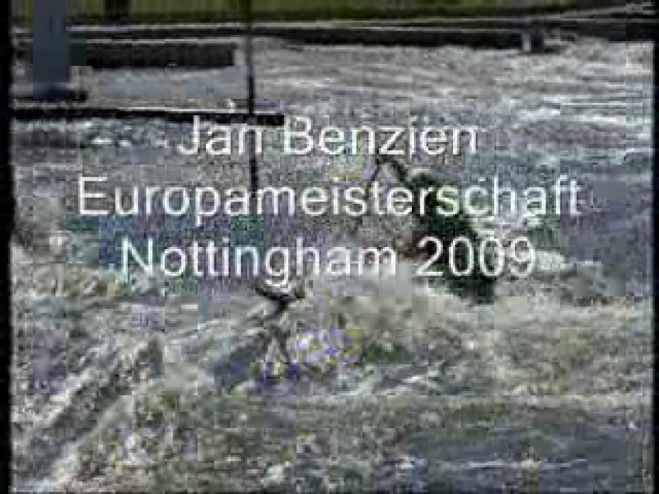Jan Benzien Nottingham EM 2009