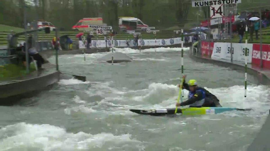 Müller / Müller - Quali 2015 |Rennen 4|C2-Herren-Finale / Augsburg