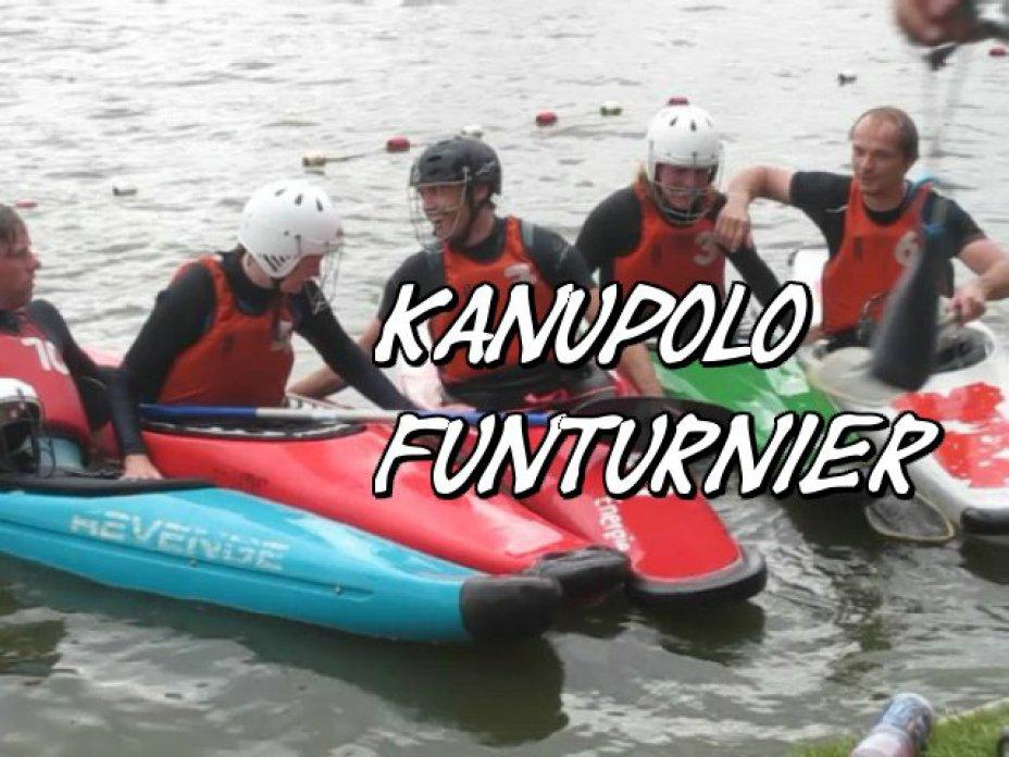 Kanupolo-FunTurnier Göttingen