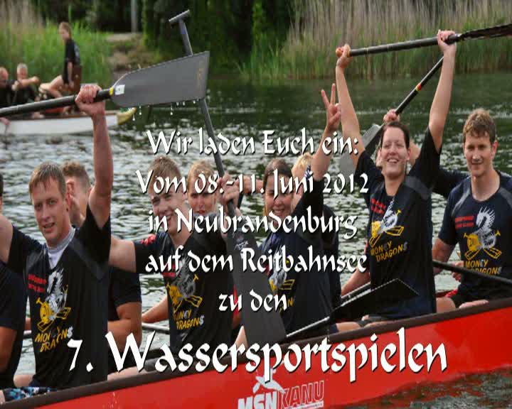 Wassersportspiele 2012 (SCN)