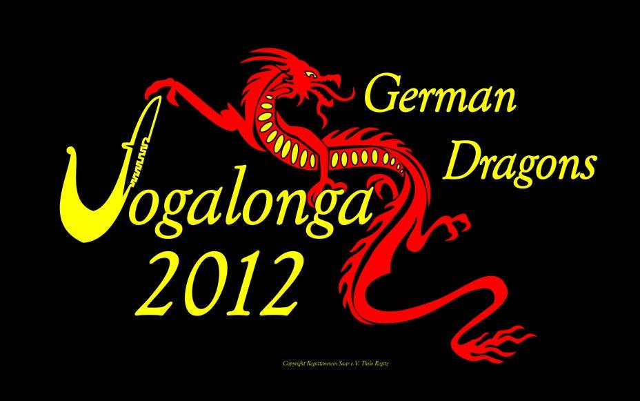 """""""German Dragons"""" bei Vogalonga 2012"""
