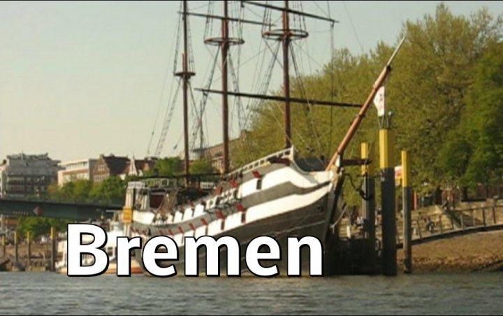 Unterweser: Bremen - Vegesack