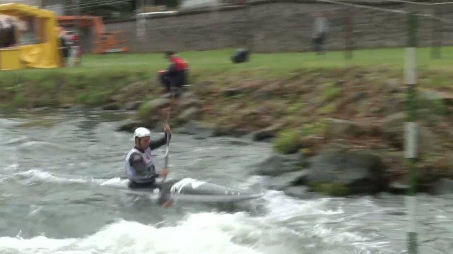 Rennen 3 / Lauf 1, DM 2012 Hohenlimburg, Herren K1