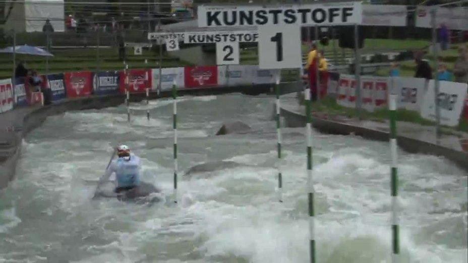 Frederick Pfeiffer - Quali 2015 |Rennen 4|C1-Herren-Finale / Augsburg