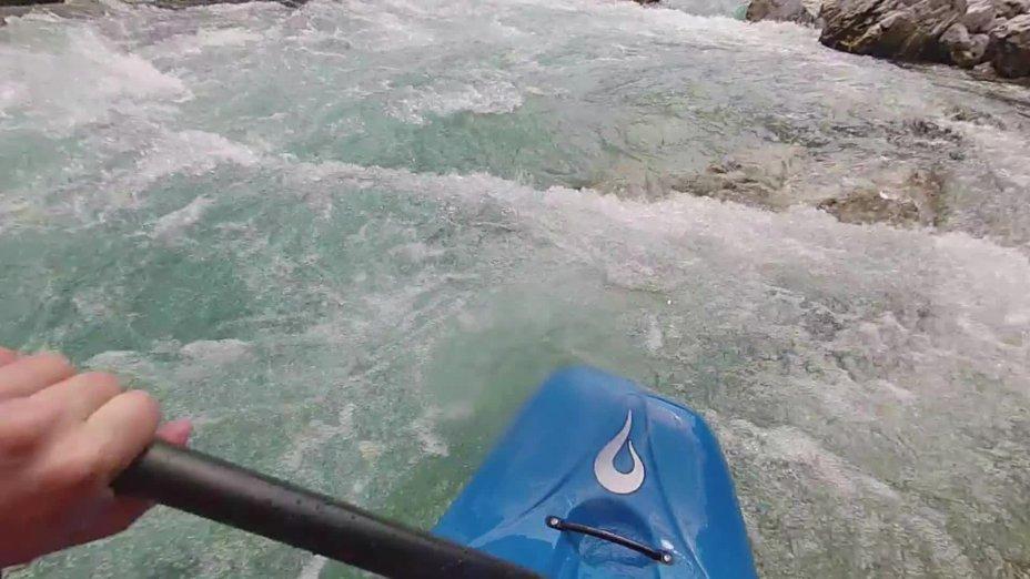 Soca 2015 - Wildwasserwoche des Paddel-Klub Hannover / Teil 1/3