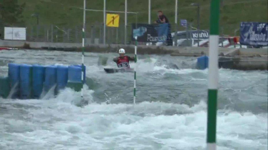 Stefan Hengst - Quali 2015 |Rennen1|K1-Herren-Finale / Markkleeberg