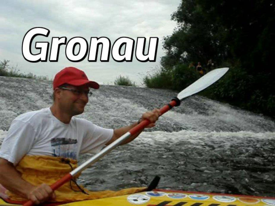 Leine bei Gronau