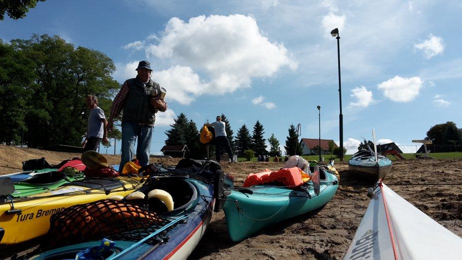 Wesenberg/Havelberge, eine Woche paddeln um-zu , Tura Bremen