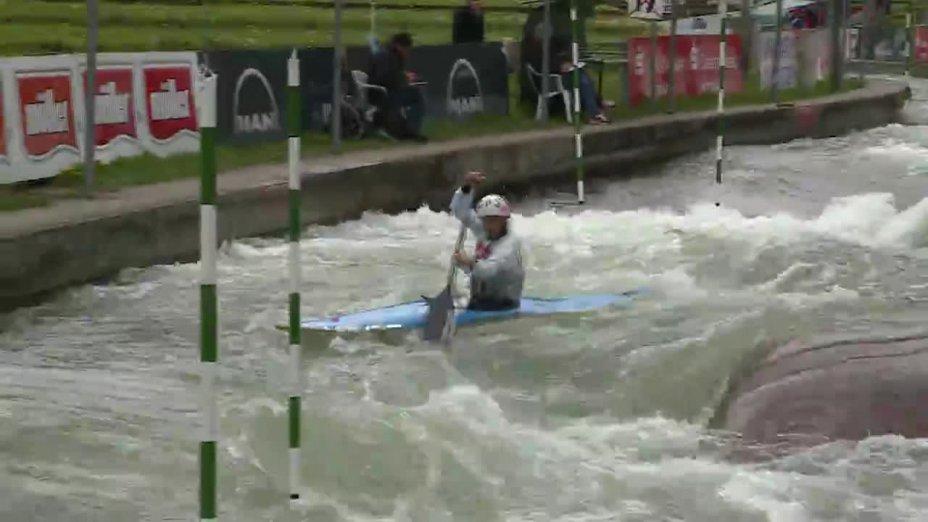 Rebekka Jüttner - Quali 2015 |Rennen 3|C1-Damen-Finale / Augsburg