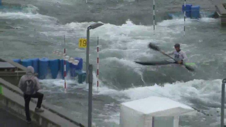 PRINDIS VIT - FINAL Run | 2015 ICF Canoe Slalom Ranking - Markkleeberg