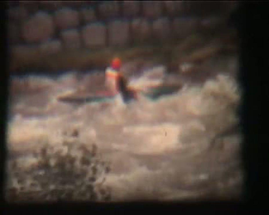 PASSIRIO RIVER 1972, BOLZANO, ITALY (1 of 2)