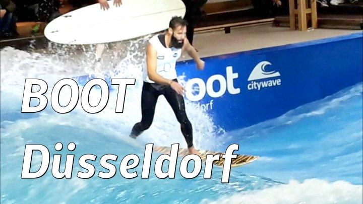 "BOOT Düsseldorf  ""The Wave"""