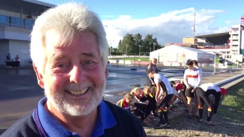 Drachenboot-WM: Interview mit Jens Perlwitz