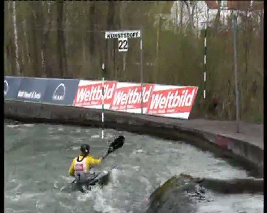 Stefanie Horn Olympia-Quali 2012 A-Finale KD 21.04.2012
