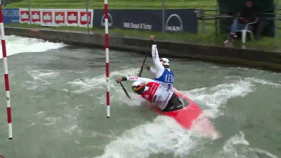 Anton / Benzien - Quali 2015 |Rennen 4|C2-Herren-Finale / Augsburg