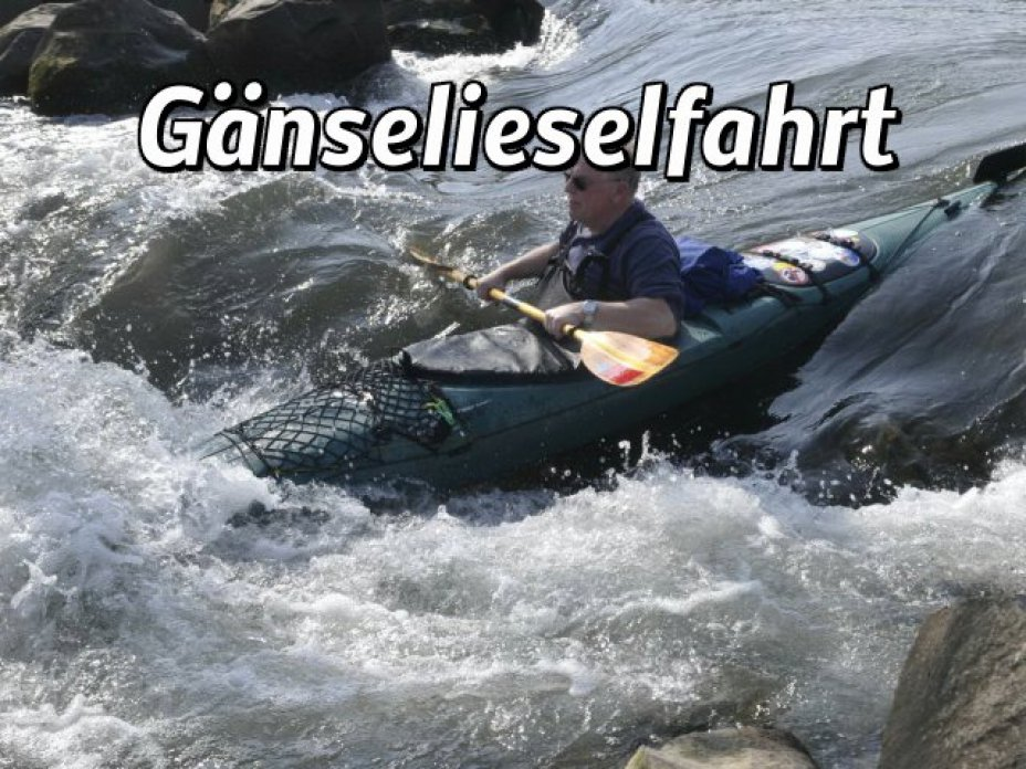 Gänseliesel-Frühjahrsfahrt Göttingen Leine